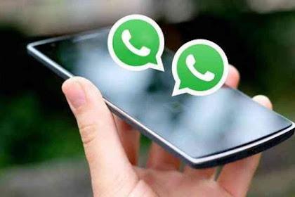 5 Aplikasi Android tuk Buka Dua Akun WhatsApp di Satu Ponsel
