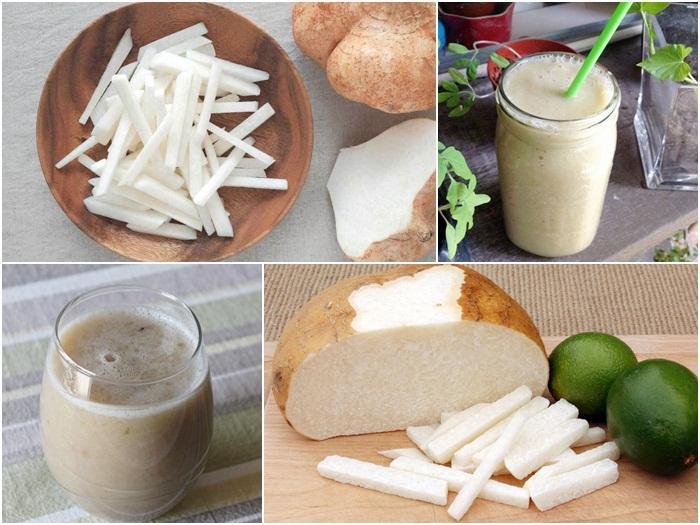 Manfaat jus bengkuang untuk kesehatan dan kecantikan kulit