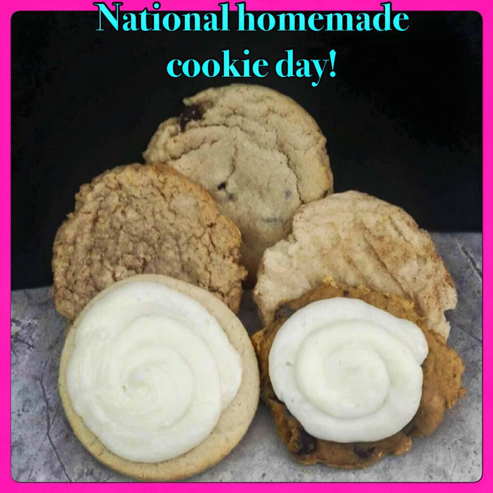 National Homemade Cookies Day Wishes Images