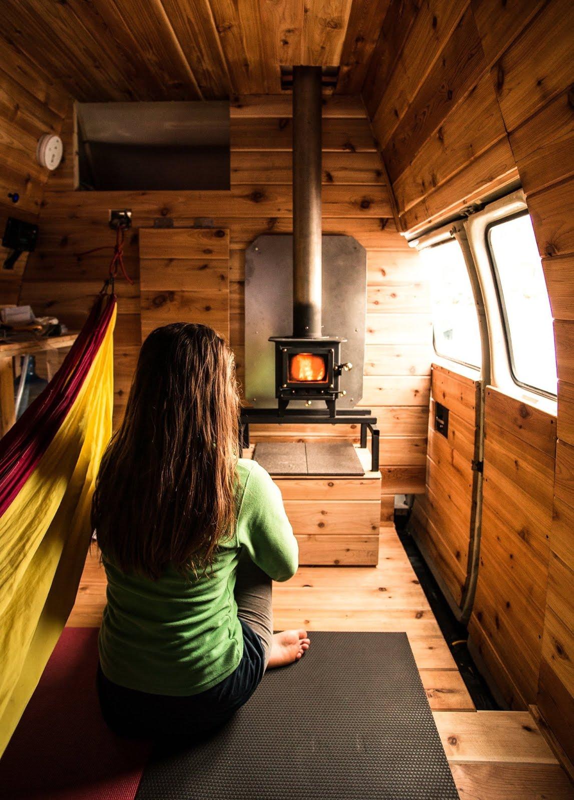 Heated Up!: Tiny homes, tiny wood stoves: photos, ideas and
