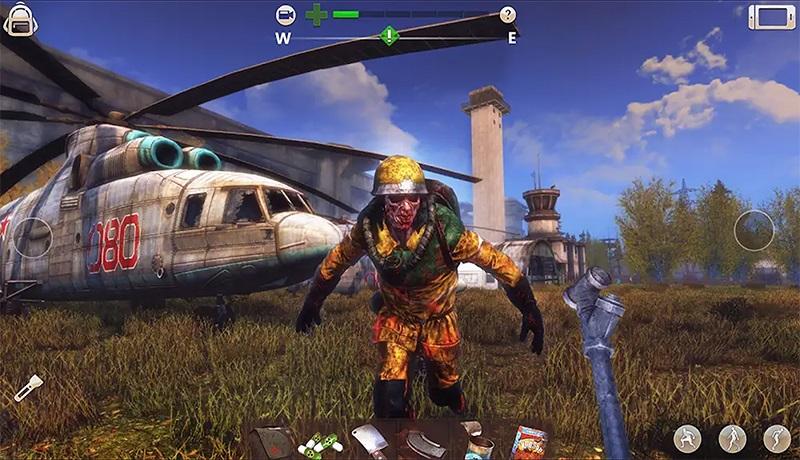 تحميل لعبة الرعب والنجاة radiation city مهكرة للاندرويد | العاب عالم المفتوح