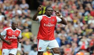 Arsenal ta gayyaci Kanu don yi wa Wenger ban-kwana