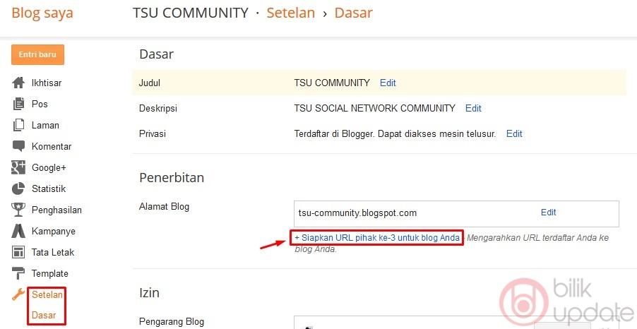 cara memasang domain gratis freenom ke