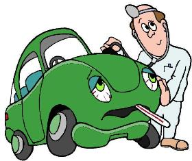 Finnish from Afar Blog: Doctor, Doctor, My Car Needs Fixing!