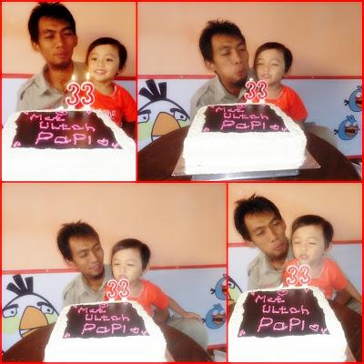 ulang tahun Ade Kurniawan