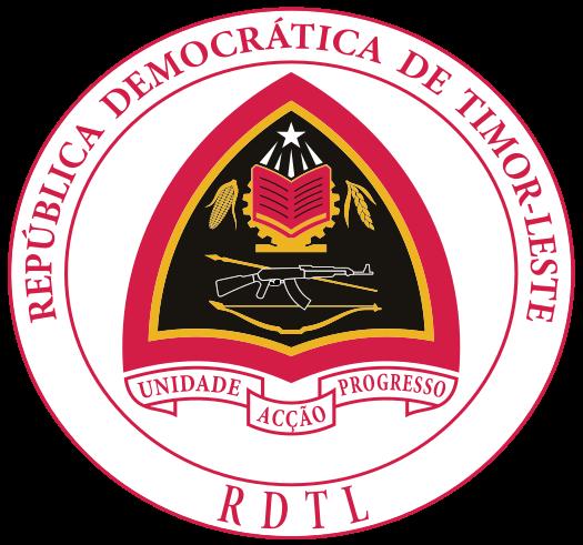 Lambang Timor Leste
