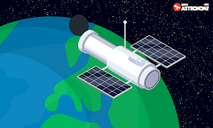 Teleskop Hubble Kembali Aktif dan Merilis Citra Terbarunya