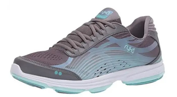 5- Ryka Women's Devotion Plus 3 Walking Shoe