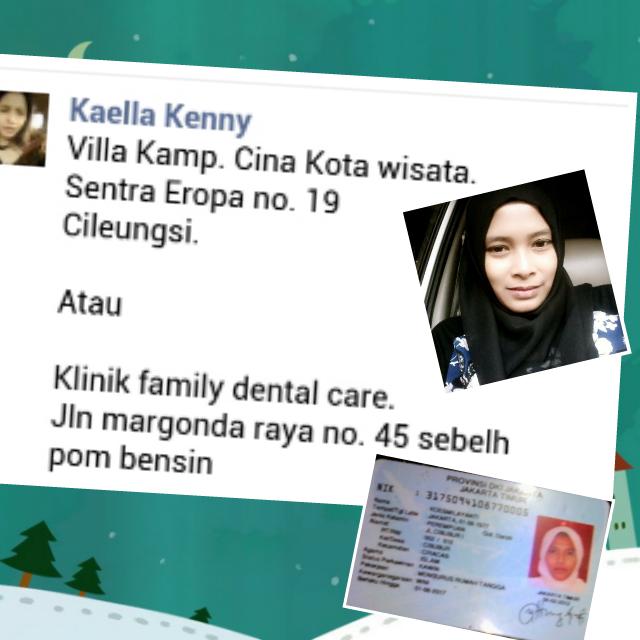 Koesmilayanti Dokter Specialis Gigi Gadungan Menggunakan Photo
