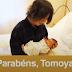Parabéns: Tomoya Kanki, baterista da ONE OK ROCK, anunciou o nascimento do filho!