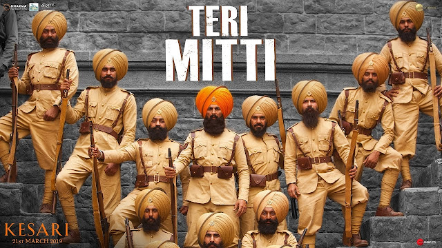 TERI MITTI LYRICS - KESARI