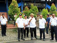 Akhyar & 2 Wakil Ketua DPRD Medan Tinjau TTA