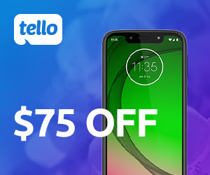 Tello Lets You Save $75 on Select Phone Purchases