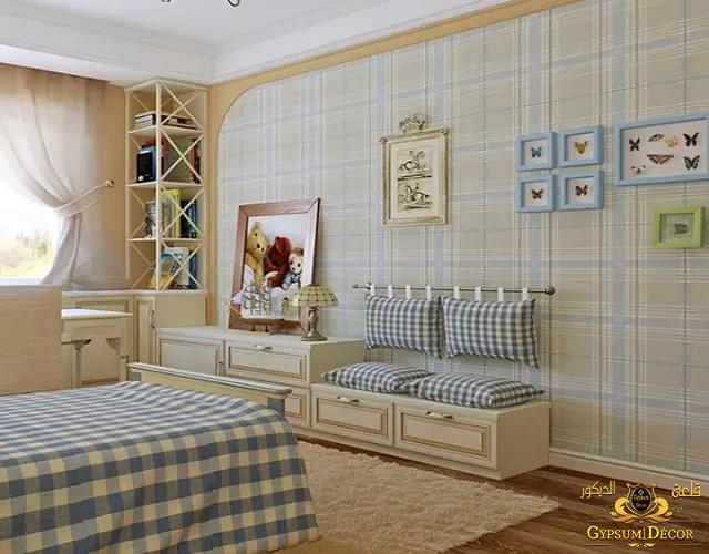 ألوان دهانات غرف النوم الأطفال