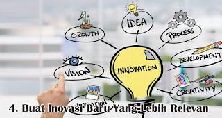 Buat Inovasi Bisnis Baru Yang Lebih Relevan merupakan salah satu cara untuk menghadapi perubahan perilaku konsumen selama pandemi