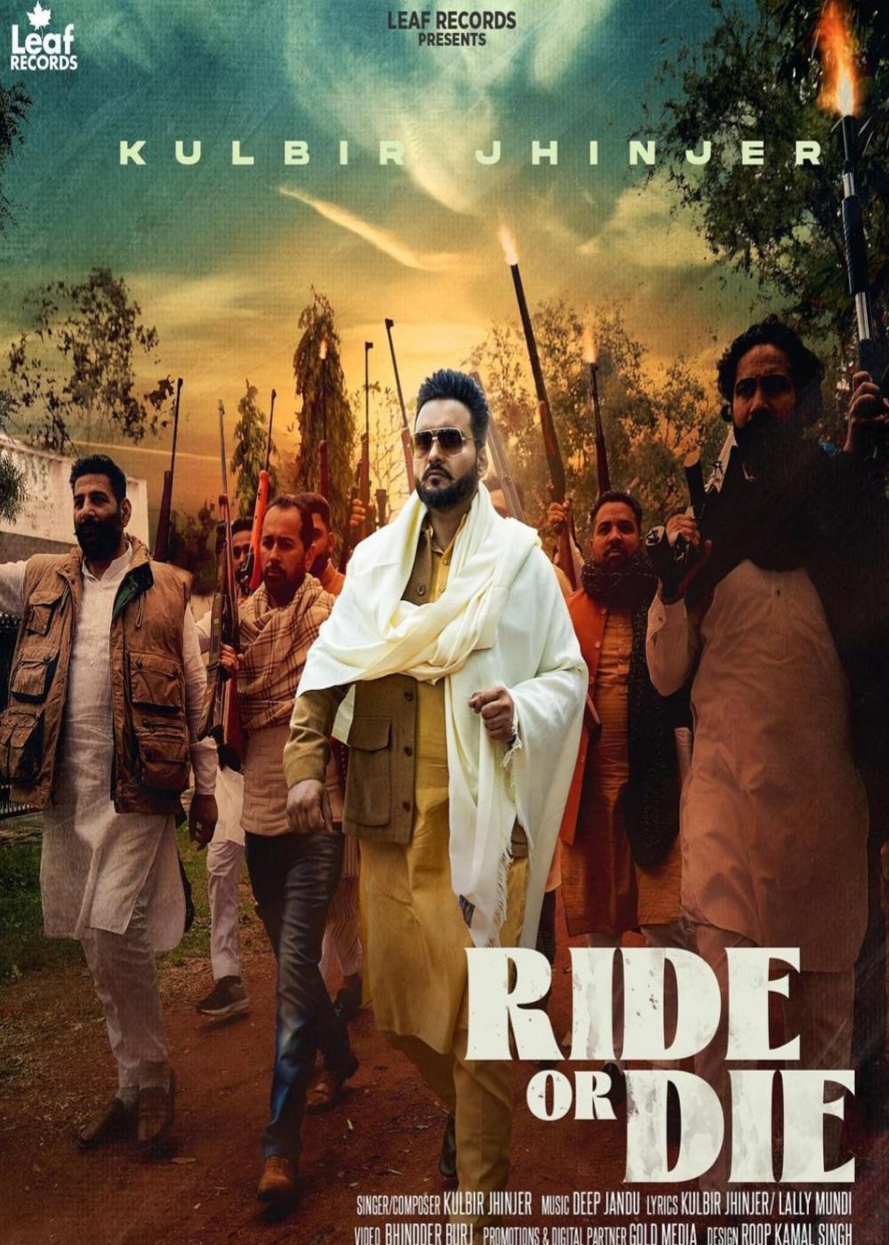 Ride or Die Kulbir Jhinjer WhatsApp Status Download