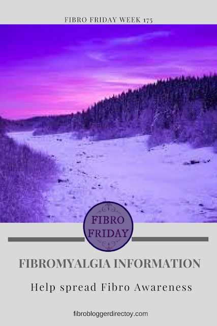 Fibro Friday week 175