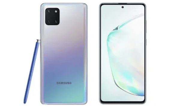 Samsung Galaxy Note 10 Lite launches in the Philippines, priced at Php29,990