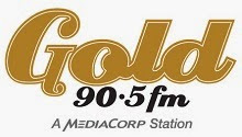 Streaming radio Gold 90.5 FM Singapore