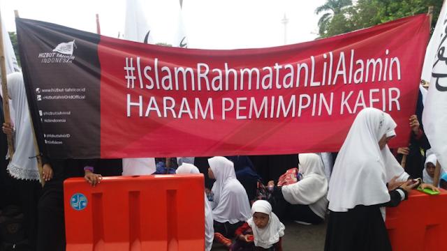 Draf RUU Pemilu: Eks Anggota HTI Dilarang Ikut Pilpres, Pileg, Pilkada