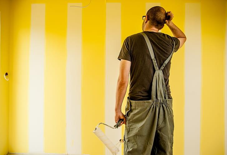 Pitture traspiranti o lavabili, la scelta giusta secondo le caratteristiche dell'ambiente