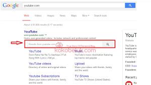 Cara membuat kotak pencarian sitelink di Magento 2