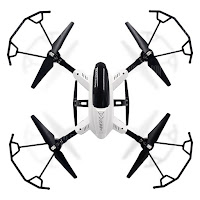 SONGYANG SY-X33 foldable Drone Top View