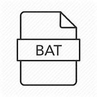 Membuat File Batch (BAT) di Windows