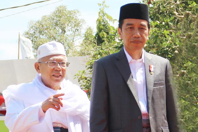 Agar Terbebas Corona, Jokowi - Ma'ruf Amin Gelar Doa Bersama, Bakal Dimeriahkan Band Radja di Akhir Acara
