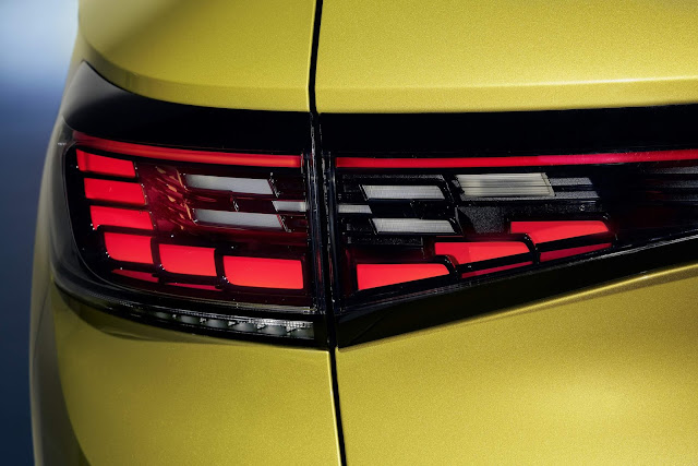 Volkswagen ID4: SUV elétrico troca cromados por luz