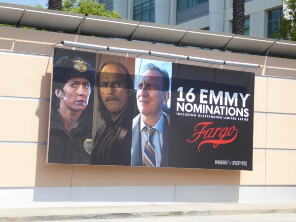 Fargo 16 Emmy nominations billboard