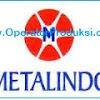 Lowongan Kerja Operator Produksi Terbaru CV.AR Metalindo - Bogor Jawa Barat