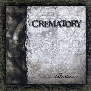 Pochette de Crematory - Believe