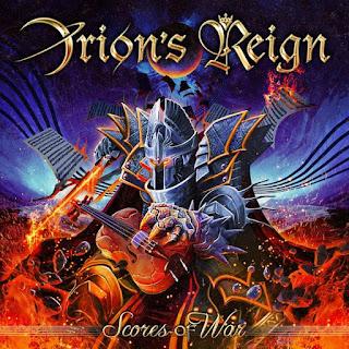 """Το βίντεο των Orion's Reign για το """"Nostos"""" από το album """"Scores Of War"""""""