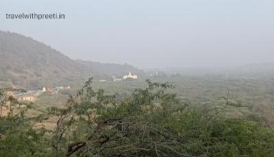 लक्ष्मण पहाड़ी चित्रकूट  - Lakshman Pahari Chitrakoot