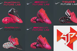 Nike 2020 Future Lab Boots Pack - PES 2017 & PES 2020