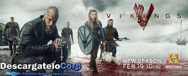 Vikingos Temporada 3 Latino
