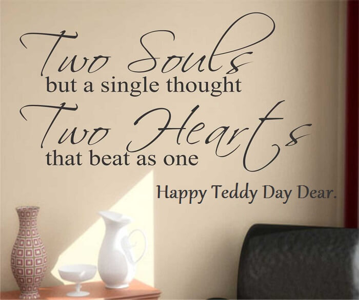 Teddy Day Quotes for Husband