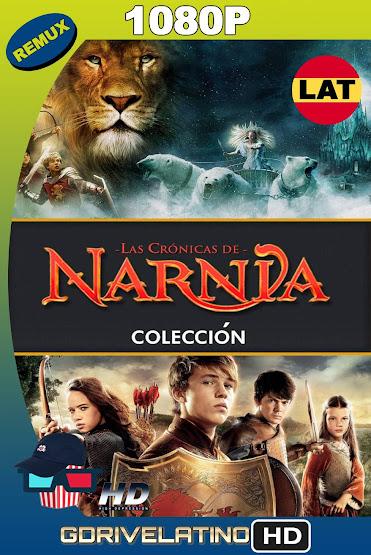 Las Crónicas de Narnia (2005-2010) Colección BDRemux 1080p Latino-Ingles MKV