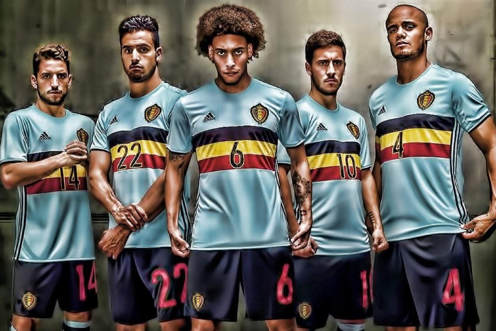 WORLD CUP, BELGIUM 4