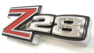New Camaro Z28