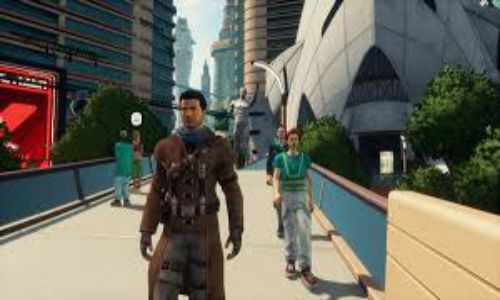 Download Beyond a Steel Sky HOODLUM Highly Compressed
