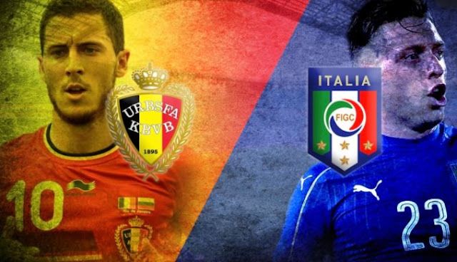 Belgium - Italy: Where to watch the match in Streaming?