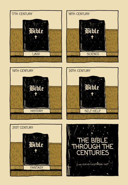 The Bible Through The Centuries Picture