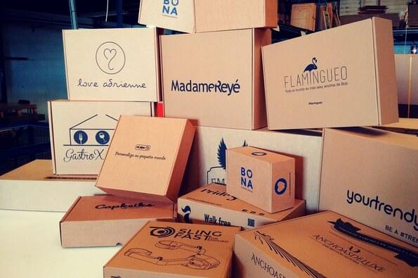 cajas personalizadas para envios