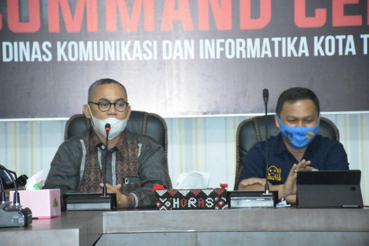 Study Digitalisasi, DPRD Kota Medan Kunjungi Diskominfo Kota Tebing Tinggi