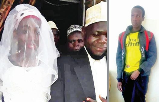 Shock As Imam Discovers His Newlywed Wife Is A Man Who Disguised As A Woman (Photos)