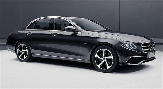 Mercedes E200 Sport 2019 thiết kế thể thao và mạnh mẽ