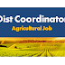 District-Coordinator (Crop Cutting Experiment)  Job