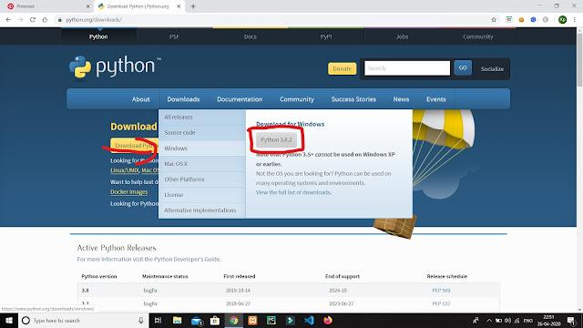 Bacis python how to download python | pycharm  lec1 free 2020